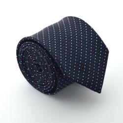 Tmavě modrá kravata ANGELO di MONTI ADM-82