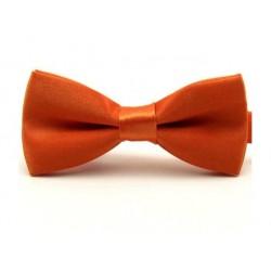 Detský motýlik - oranžový