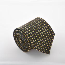 Hnědá kravata 2 ANGELO di MONTI