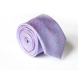 Fialová kravata ANGELO di MONTI ADM-102