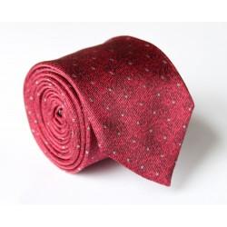 Vínová kravata ANGELO di MONTI ADM-118