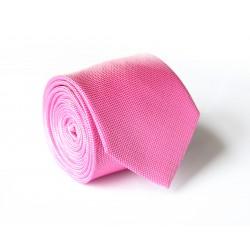 Ružová kravata ANGELO di MONTI ADM-139