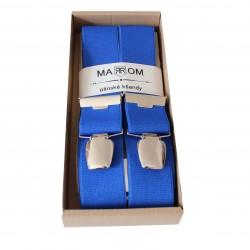 Pánske traky - svetlo modré II