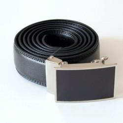 Pásek kožený Paolo Scali OP43