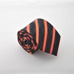 Černá kravata 1 ANGELO di MONTI
