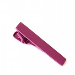 Spona na kravatu - fialová