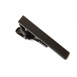 Spona na kravatu - černá
