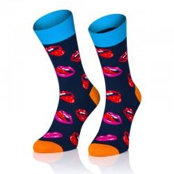 Pánske ponožky MARROM - kiss II 44/46