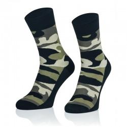 Pánske ponožky MARROM - army 41/43