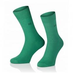 Pánske ponožky MARROM - zelené 41/43
