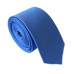 Modrá kravata - SLIM