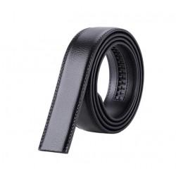 Náhradný kožený opasok - čierny