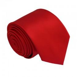 Červená kravata Vernon ADM-142