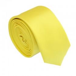 Žltá kravata Vernon ADM-148