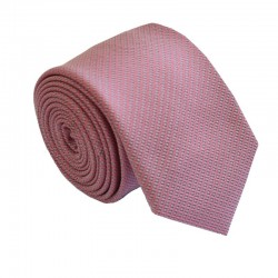 Tmavo staroružová kravata ANGELO di MONTI ADM-151