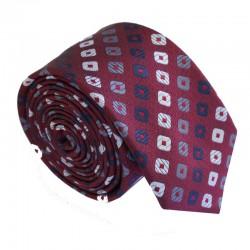 Vínová kravata ANGELO di MONTI ADM-192