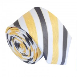 Prúžkovaná kravata ANGELO di MONTI ADM-208