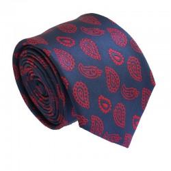 Čierna kravata ANGELO di MONTI ADM-211