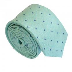 Mentolová kravata ANGELO di MONTI ADM-213