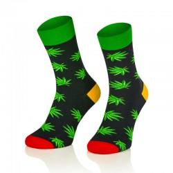 Pánske ponožky MARROM - rasta 41/43