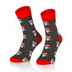 Pánske ponožky MARROM - santa 44/46