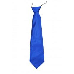 Detská kravata (tmavo modrá 3)